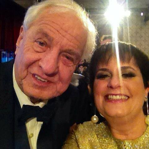 Garry Marshall and Shelly